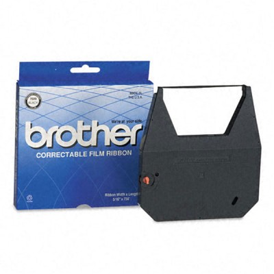 Genuine OEM Brother 7020 Black Correctable Typewriter Ribbon