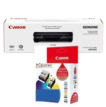 Genuine OEM Canon 1489A002AA Black Toner/Drum Printer Cartridge (10000 page yield)