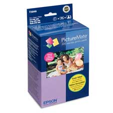 Genuine OEM Epson T5846 Color Inkjet Cartridge