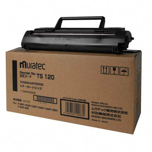 "<img src=""/Images/Recycler.gif"" height=""15"" border=""0"" width=""15""><font color=""#008000""><b>Premium Quality Black Toner Cartridge compatible with the Muratec TS-120"